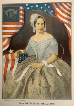 Betsy Ross the Author - 19th century